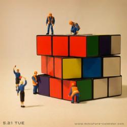 """Ru""""big"""" Cube"""