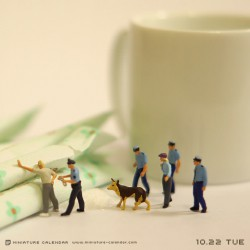 Mistaken Arrest