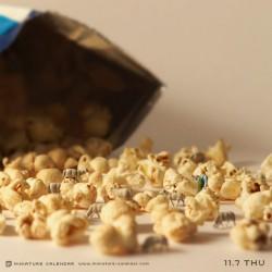 Popcorn sheep