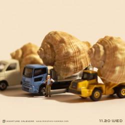 Snail truck