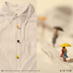 Rainy shirt