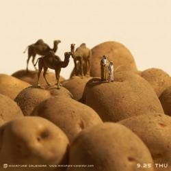 Potato Desert