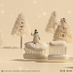 Toothpaste Snow