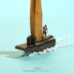 Hammer boat