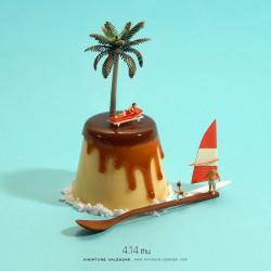 Pudding island
