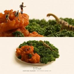 Jurassic Lunch