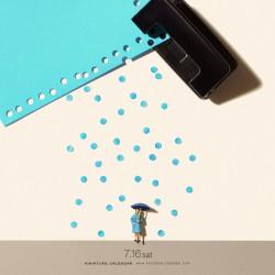Rain punch