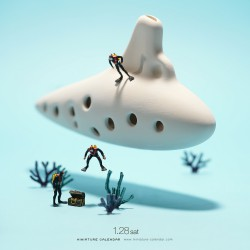Ocarina Submarine