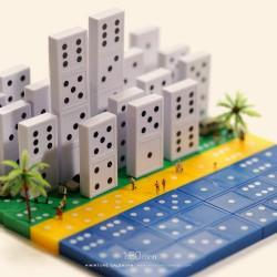 Domino City