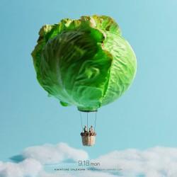 Lettuce Balloon