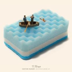 Sponge Sea
